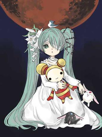 Miku Hatsune - CLAMP Chibimiku